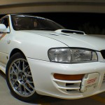 GC8 the first generation Subaru Impreza WRX STi