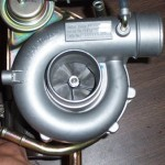 Turbo: STi/WRX VF Series Turbocharger breakdown:
