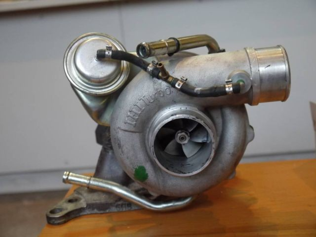 VF36: This is the standard equipment turbocharger used on the JDM V8-V9 Subaru Impreza WRX STI Spec-C Type RA.