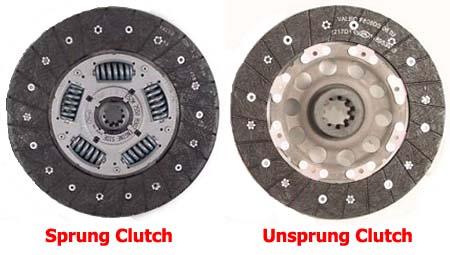 Clutch for Subaru WRX/STi: Sprung Clutch vs. Unsprung clutch