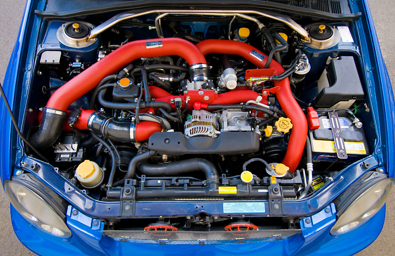 ATF Power Steering Fluid Replacement Subaru STi/WRX: An how to guide on replacing the power steering fluid on a Subaru WRX/STi.