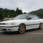 Legacy: 1989-1994 Subaru Legacy (BC/BF) GT/RS