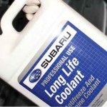 Coolant is critical to your Subaru