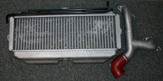 TMIC basics on a Subaru WRX/STi: A 2008 STi stock TMIC