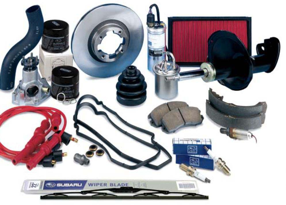 Maintenance: Subaru Periodic Vehicle Maintenance Services: Often the best value and best parts come from Subaru themselves and often aftermarket replacement parts will be of substandard quality.