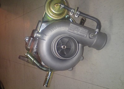 VF23: This is the standard equipment turbocharger used on the JDM Subaru Impreza WRX STi 22b. The VF23 is a ball bearing turbocharger that utilizes the P20 exhaust housing like the VF22.