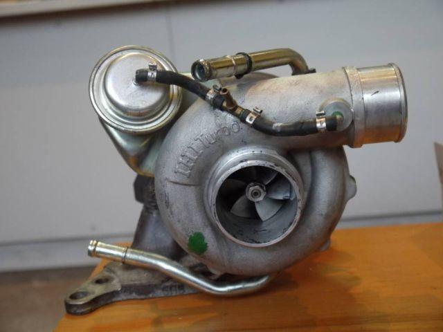 VF36: This is the standard equipment turbocharger used on the JDM V8-V9 Subaru Impreza WRX STI Spec-C Type RA.