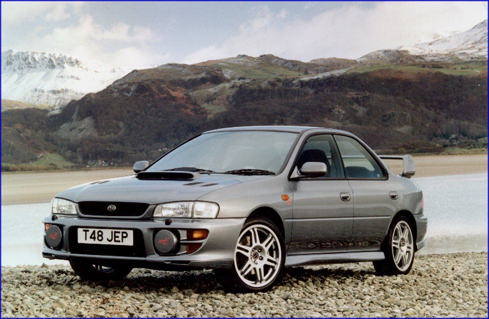 A RB5 WRX example.