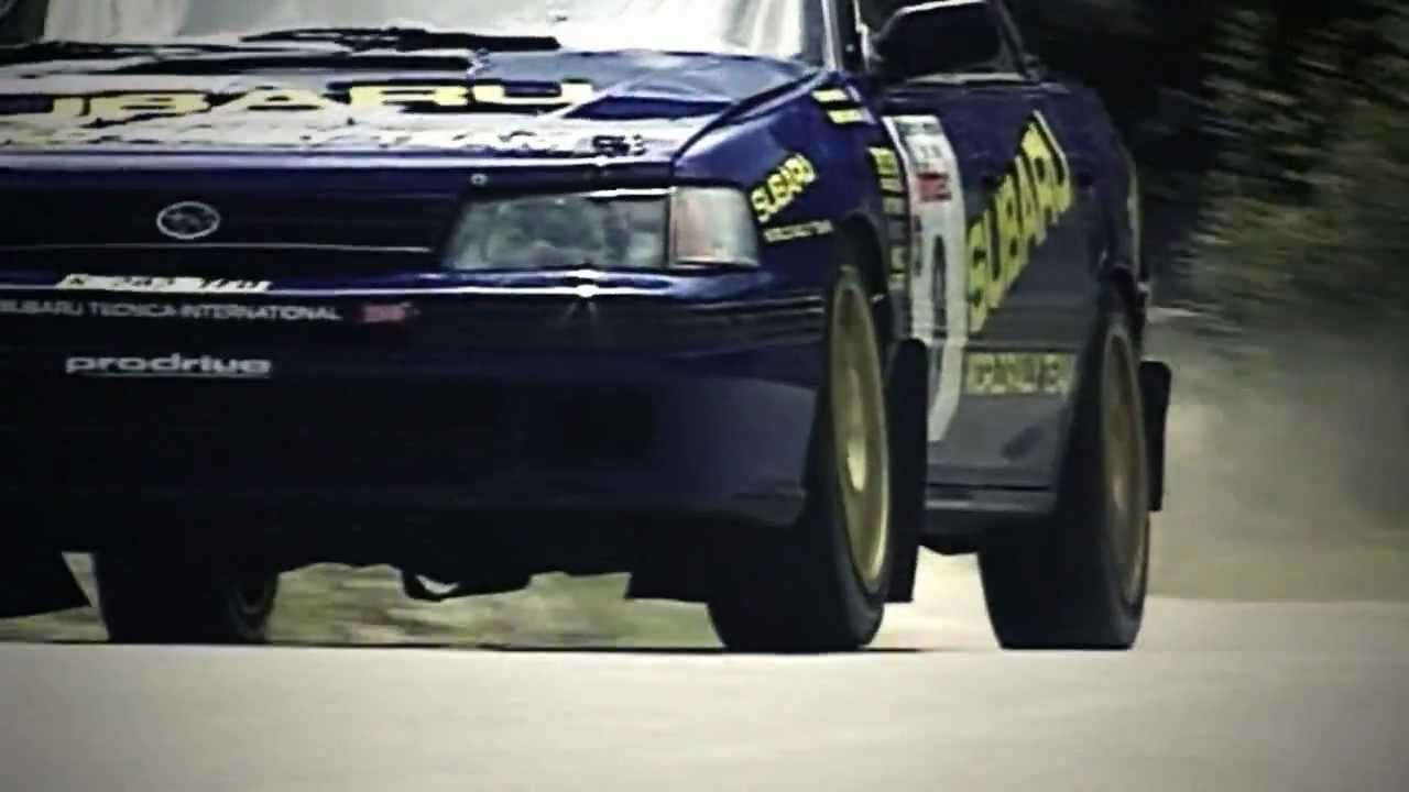 POWER STEERING SYSTEMS ON EARLY SUBARUS PART 3: The Legacy RS used in rallying used the early Subaru power steering system.