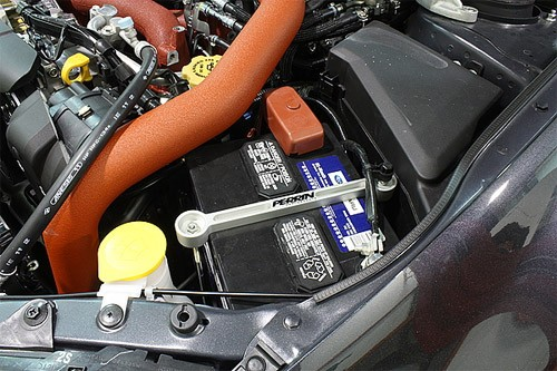 Battery Charging Subaru: Batteries low in voltage (below 11.6 volts) need to be specially charged. A battery at this voltage is heavily sulfated and needs either a very long, slow charge, or a very high initial charge voltage.